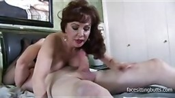 redhead whore ride on cock