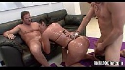 David Perry Oiled Up Double Penetration Anal Sex Gangbang - analtoday.com