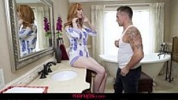 Karups - Mature Redhead Lauren Phillips Rides Her Handy Man