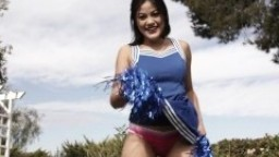 Brunette Cheerleader Kendra Spade Gets Fucked Hard From Behind