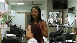 Dyked - Full Service Hair Salon - Sarah Banks, Sabina Rouge