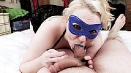 Awesome Amateur Blowjob Fucking and Facial