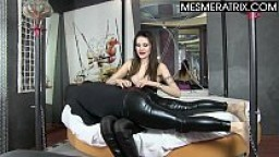 Lady Mesmeratrix: Lesson for a Real Slave!!!