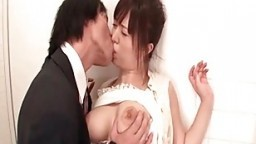 jap young wife fuck hard in WC