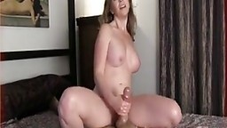 Sexy MILF Mistress T Pussy Grinding and M ...